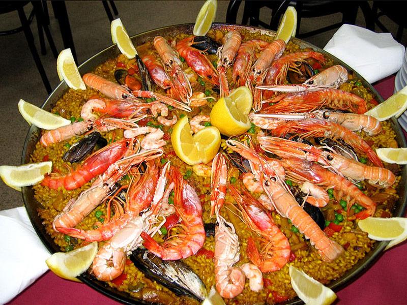 Spanish Paella Spanish paella